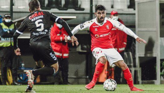 SC Braga vence o CD Nacional e ultrapassa o FC Porto