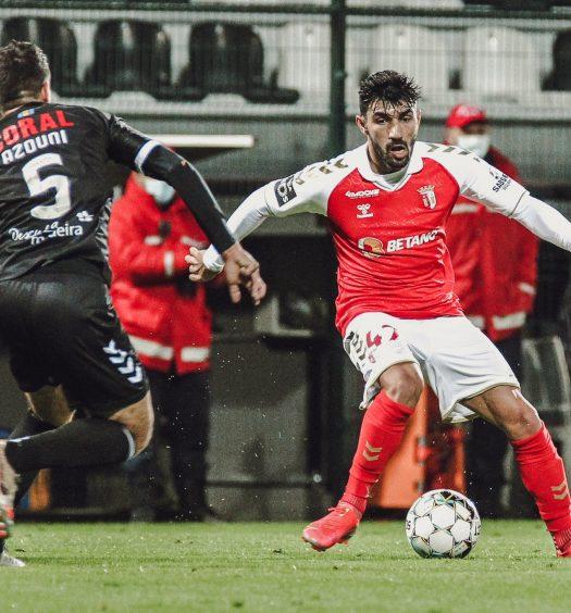 Braga vs Nacional
