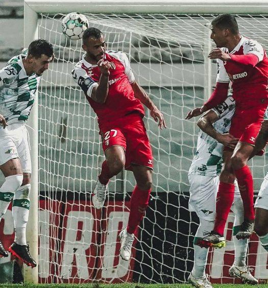 Moreirense x Braga