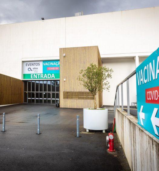 Altice Forum Braga vacinação