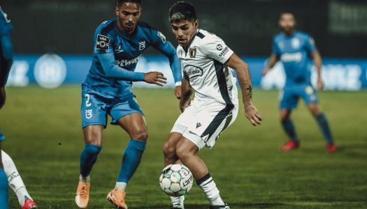 Jogo entre FC Famalicão e Belenenses SAD termina com resultado neutro