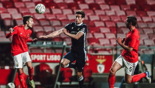 FC Famalicão derrotado frente ao SL Benfica