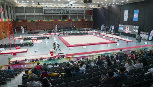 Guimarães nomeada para receber o campeonato da Europa TeamGym