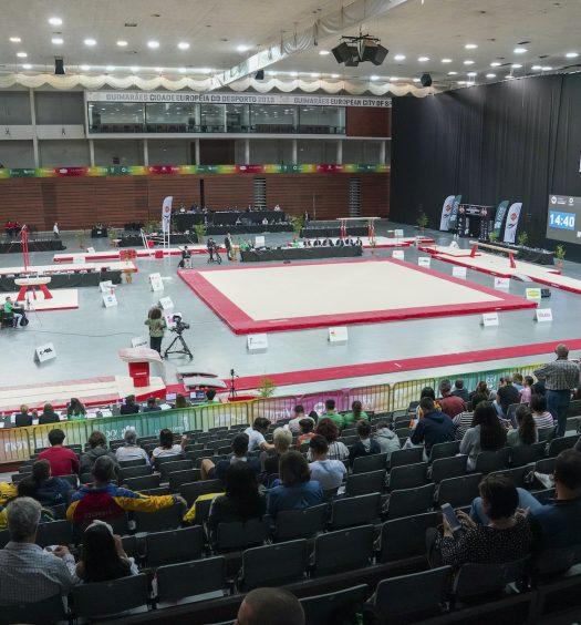 TeamGym Pavilhão Multiusos de Guimarães