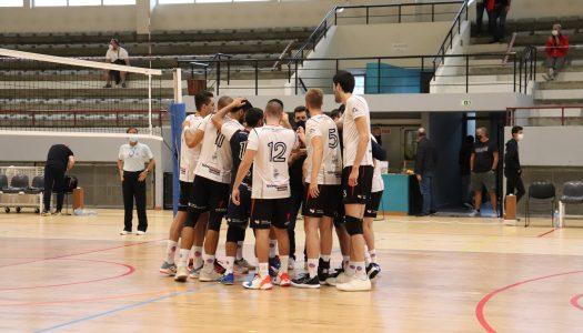 VC Viana vence em casa frente ao SC Caldas