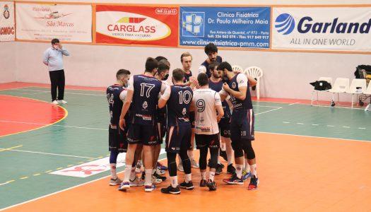 VC Viana vence Castêlo da Maia GC num jogo suado