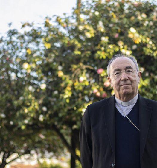 Arcebispo de Braga D. Jorge Ortiga Covid-19