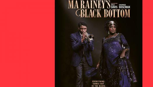 Ma Rainey: A Mãe do Blues: música, racismo e Chadwick Boseman