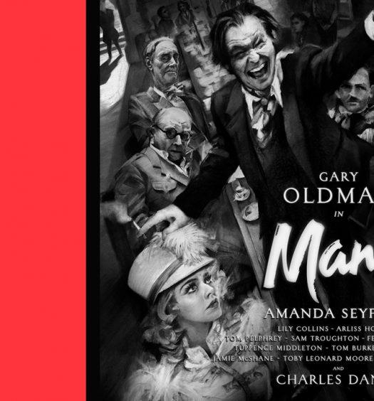 """Mank: um """"script"""" biográfico a preto e branco"""