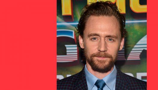 #Perfil   Tom Hiddleston: vilão, mas só no cinema