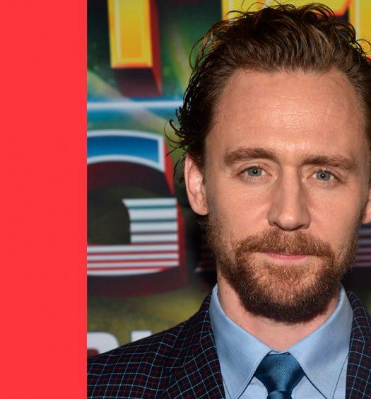 #Perfil | Tom Hiddleston: vilão, mas só no cinema
