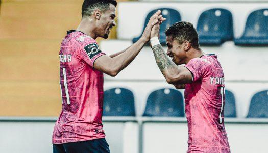 Moreirense vence em Faro após susto tardio