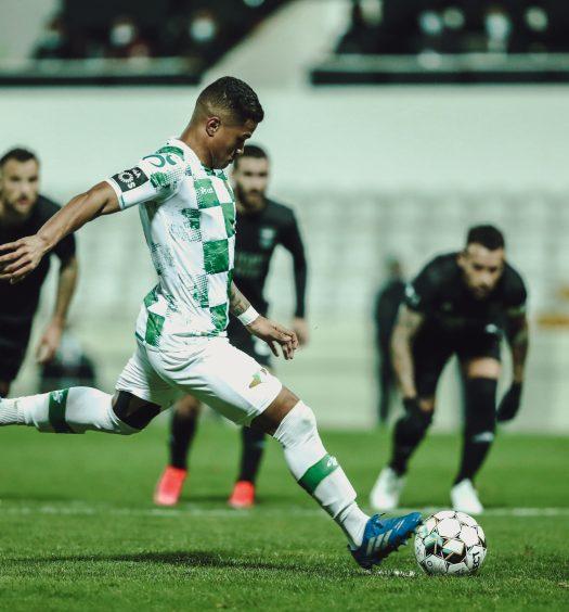 Moreirense x Benfica