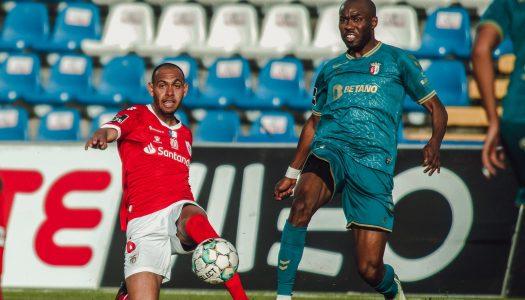 SC Braga consegue três pontos nos Açores
