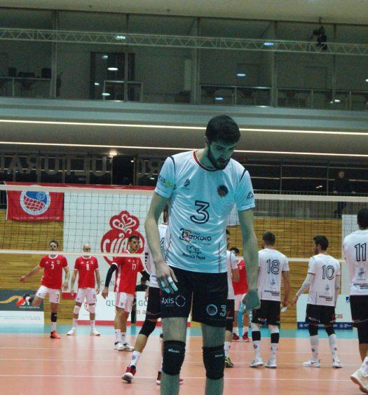 Nuno Teixeira VC Viana voleibol