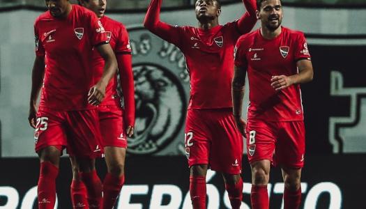 Gil Vicente conquista três pontos frente ao Boavista