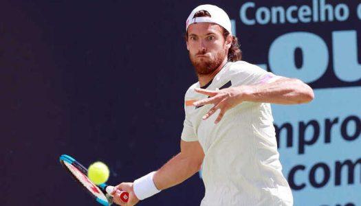 João Sousa entra a vencer no ATP Masters 1000 de Miami
