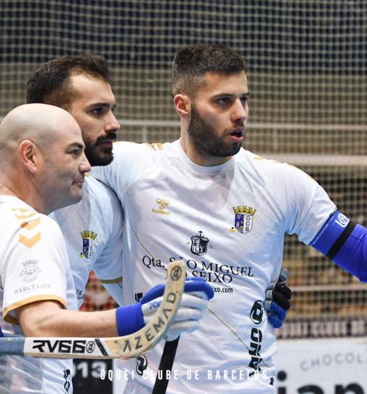 OC Barcelos vs Juventude de Viana