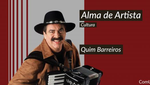 """Quim Barreiros: O """"cantor popular que as pessoas gostam de ouvir"""""""