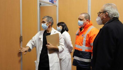 Vizela começa a vacinação contra a Covid-19 esta terça-feira