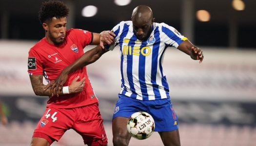 Gil Vicente derrotado em casa frente ao FC Porto