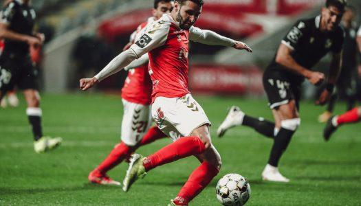 SC Braga recebe e goleia Vitória SC em dérbi minhoto