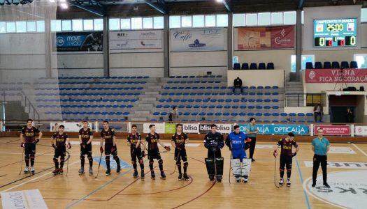 Juventude de Viana vence Riba D'Ave HC em dérbi minhoto