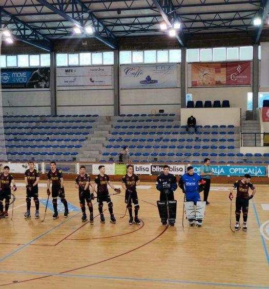 Juventude de Viana x Riba D'Ave HC