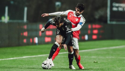 SC Braga x Vitória SC (Destaques)