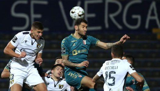 Dérbi minhoto entre FC Famalicão e SC Braga termina empatado