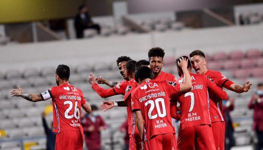 Gil Vicente sofre derrota na última jornada da Liga NOS 2020/2021