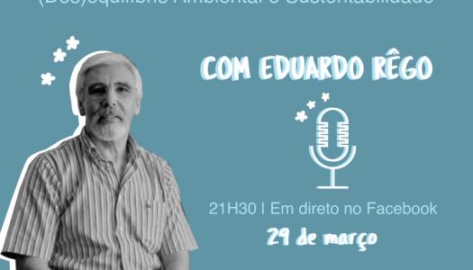 """Eduardo Rêgo: """"Os políticos fazem o que podem e alguns fazem o que querem"""""""