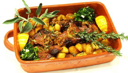 Póvoa de Lanhoso. Fim de semana gastronómico destaca Cabrito à S. José e Rochas do Pilar