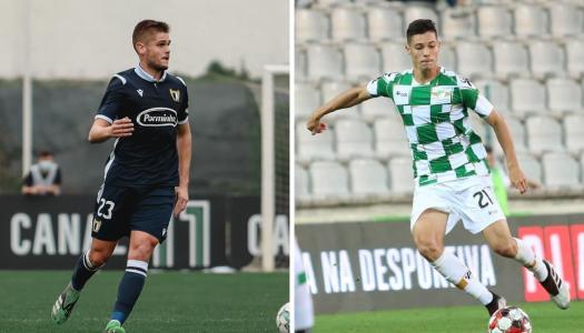 Filipe Soares e Diogo Queirós convocados para o Europeu de Sub-21