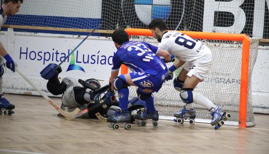 HC Braga foi presa nas garras do leão em acerto de calendário