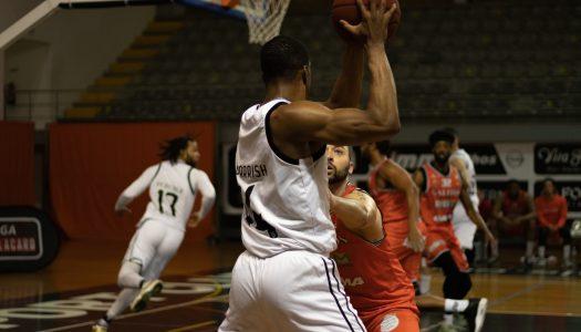 Vitória SC derrotado em Albufeira frente ao Imortal Basket Club