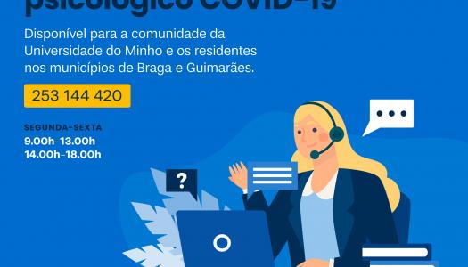 Linha SOS Covid-19 da UMinho apoia cidadãos durante a pandemia