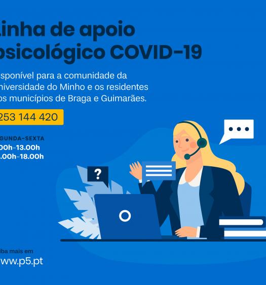 Linha SOS Covid-19