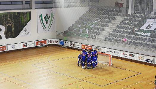 Juventude de Viana empata em casa do SC Tomar