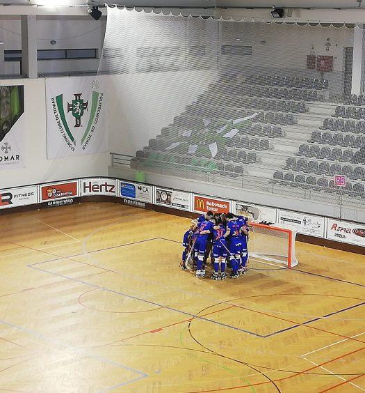 SC Tomar x Juventude de Viana
