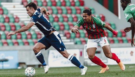 FC Famalicão vence e domina na visita ao CS Marítimo