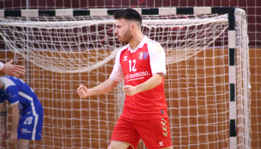 Autogolo dá vitória ao SC Braga/AAUM frente ao Dínamo Sanjoanense