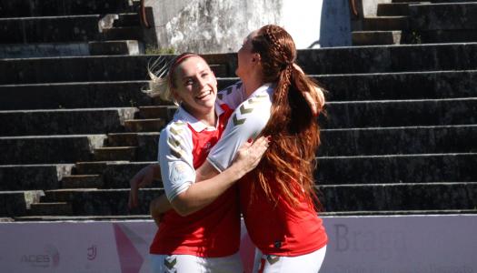 SC Braga vence confronto frente ao CS Marítimo