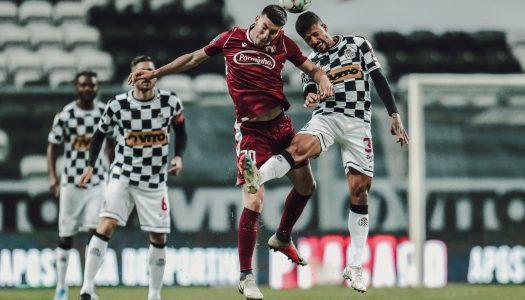 FC Famalicão perde na deslocação ao Estádio do Bessa