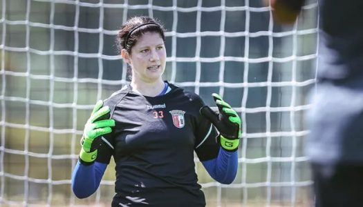 Marie Hourihan integra convocatória para a Seleção Feminina Irlandesa