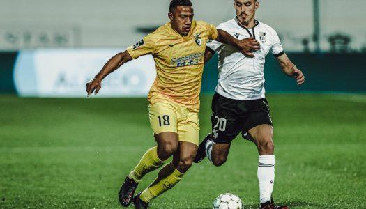 Vitória SC perde frente ao Portimonense e sofre quinta derrota consecutiva