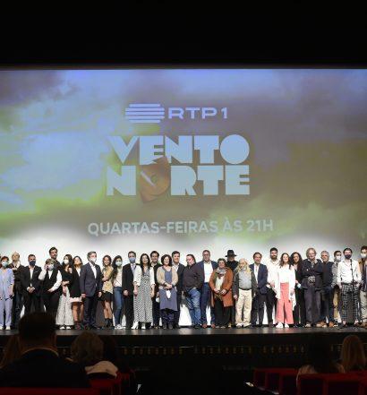 Vento Norte RTP Theatro Circo