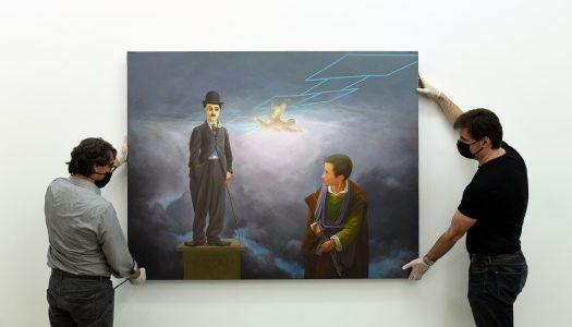 """Ala da Frente apresenta exposição """"Discurso Silencioso"""" de Jorge Pinheiro"""