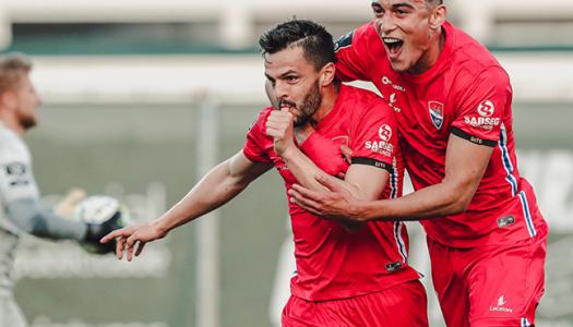 Gil Vicente vence Rio Ave e prolonga série de vitórias