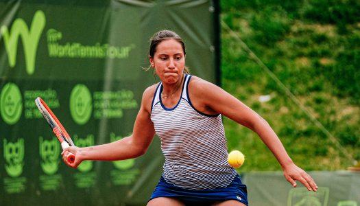 Francisca Jorge entra com o pé direito no Oeiras Ladies Open